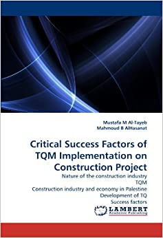thesis construction project success factor A study on project success factors in large construction projects in vietnam the 'real' success factors on projects (2002) master thesis, ait, bangkok.