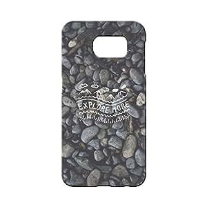 BLUEDIO Designer 3D Printed Back case cover for Samsung Galaxy S7 Edge - G2164