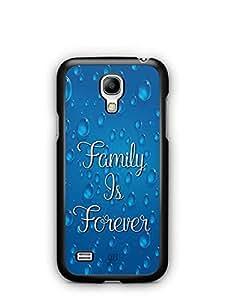 YuBingo Family is Forever Designer Mobile Case Back Cover for Samsung Galaxy S4 Mini