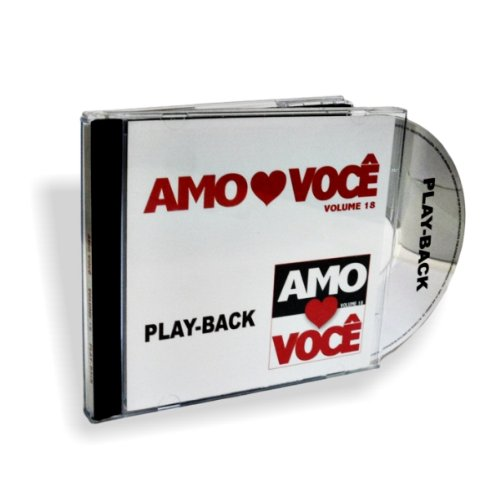PLAYBACK – Amo Você – Volume 18 by Varios
