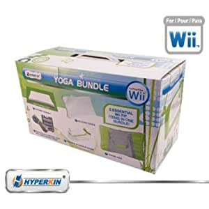 Amazon.com: Nintendo Wii Fit Yoga Bundle: Video Games