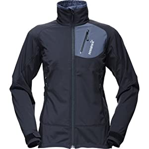 Norrona Svalbard Flex2 Softshell Jacket - Ladies by Norrona