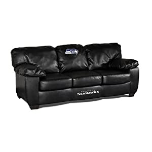 NFL Seattle Seahawks Team Classic Sofa by Imperial
