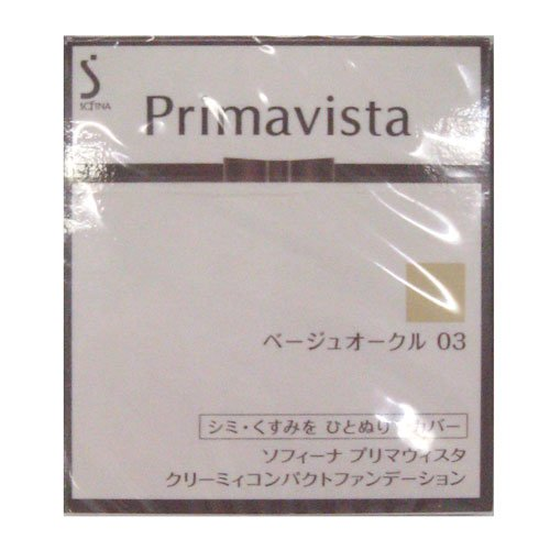 PV クリーミィコンパクトFD BEOー03