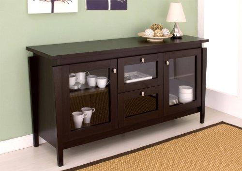 Furniture of America Cedric Modern Buffet, Espresso