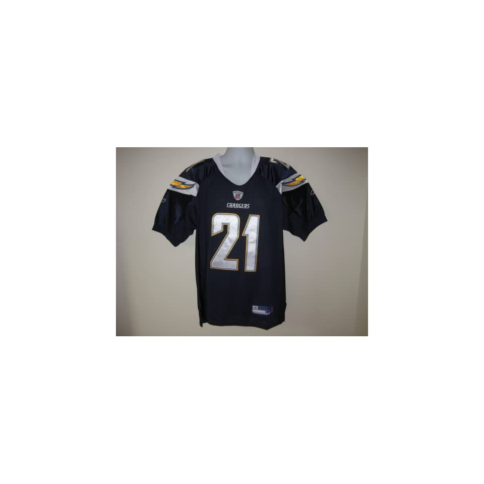 NFL SAN DIEGO CHARGERS LaDAINIAN TOMLINSON JERSEY SIZE 52