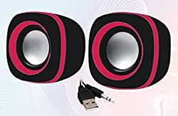 Quantum Mini Speaker (Red)