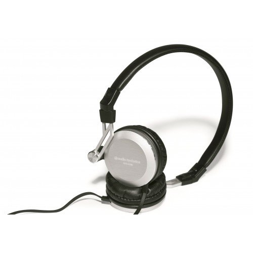 Audio Technica ATHES88 Casque Hi-Fi Jack 3,5 mm Gris