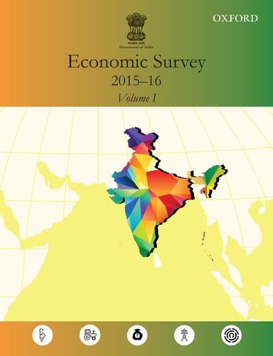 Economic Survey 2015-2016 (Two-Volume Set)
