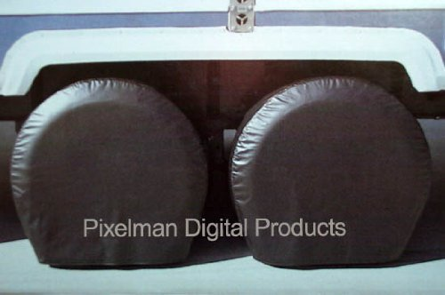 PAIR Storage Vinyl Tire Covers 33