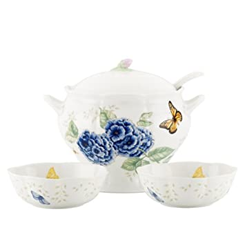 Lenox Butterfly Soup Tureen