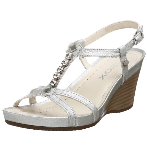 Geox Women's Roxy Wedge Sandal