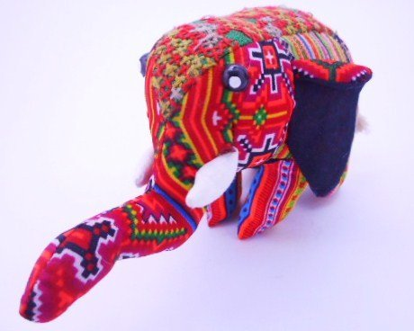 Colorful Elephant Version 1 - 1