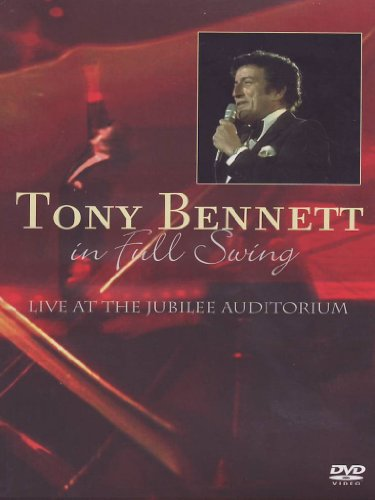 Tony Bennett-in Full Swing [DVD] [2011]
