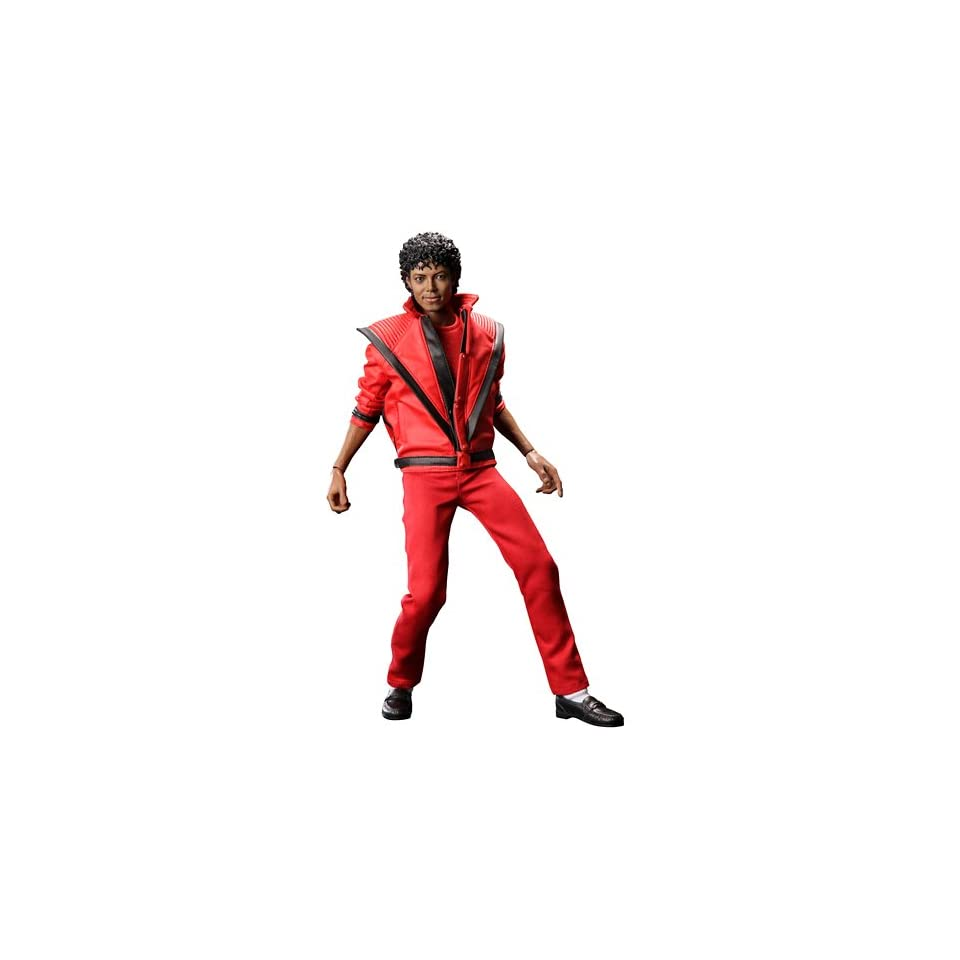 Sideshow Collectibles Hot Toys Michael Jackson 12 Inch Action Figure Thriller