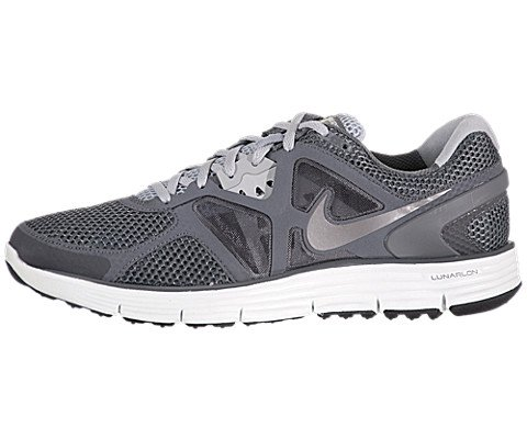 bd1309fe555 Nike Mens LunarGlide 3 Breathe Running Shoe Grey Size 9 5 ...