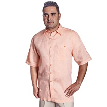 Weekender Pavilion S/S Shirt Papaya