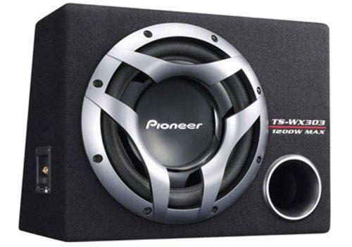 pioneer ts wx303 enceintes de voiture caissons de basse. Black Bedroom Furniture Sets. Home Design Ideas