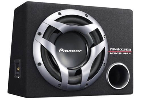 Pioneer TS W X 303 30 cm Bass Reflex Subwoofer