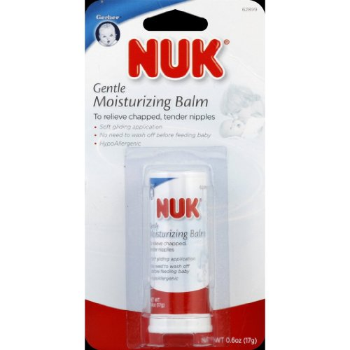 NUK/Gerber Gentle Moisturizing Balm, Single Pack - 1