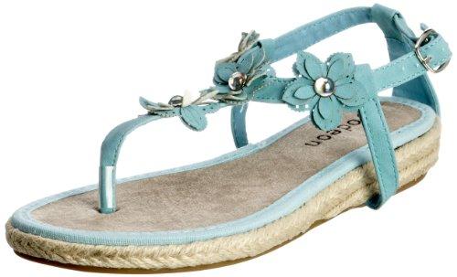 Odeon Women's Jen Blue Thong Sandals LP3300 4