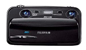 Fujifilm FinePix Real 3D W3 Digital Camera with 3.5-Inch LCD by FUJIFILM