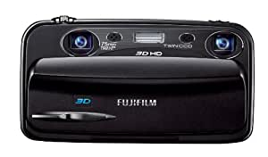Fujifilm FinePix Real 3D W3 Digital Camera with 3.5-Inch LCD (Discontinued by Manufacturer)
