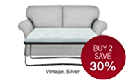 Evie Fixed Medium Sofa Bed