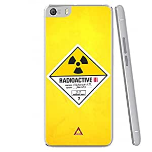 a AND b Designer Printed Mobile Back Case / Back Cover For Micromax Canvas Fire 4 A107 (MIC_A107_3536)