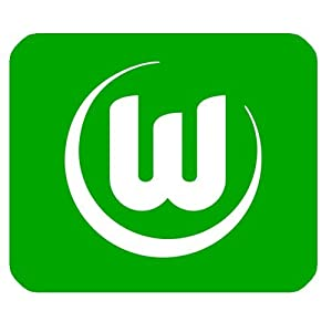 Cool Green Style Germany Soccer Vfl Wolfsburg Team Logo ...