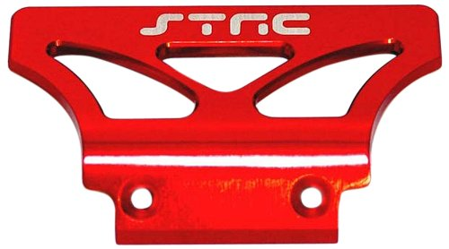 ST Racing Concepts ST2735R Front Bumper for Slash, Rustler, Stampede and Bandit (Red)