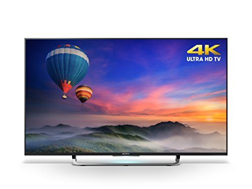 Sony XBR49X830C 49-Inch 4K Ultra HD Smart LED TV (2015 Model)