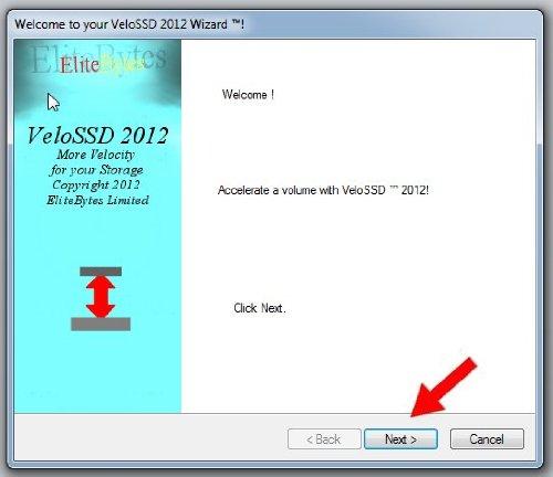 VeloSSD Datacenter Edition