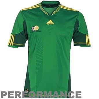 South Africa Soccer Team Jersey S .   Soccer jersey ...  South Africa Soccer Jersey