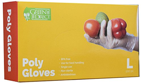 green-direct-disposable-food-preparation-poly-gloves-2-box-of-500-size-largeclear