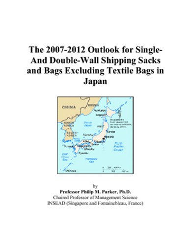 The 2007-2012 Outlook for Single-And Double-Wall Shipping Sacks and Bags Excluding Textile Bags in Japan