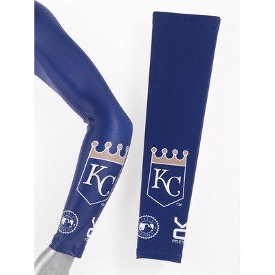 Buy Low Price VOmax Kansas City Royals_AW MLB Kansas City Royals Unisex Cycling Arm Warmers Size: Medium (B0053ZIKM2)