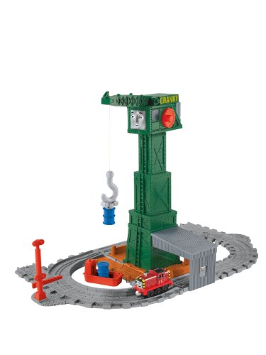 Thomas the Train: Take-n-Play Cranky at the Docks Playset