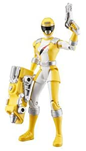 Bandai - 29000 - Power Rangers - Figurine Lumières 12 Cm - Rose
