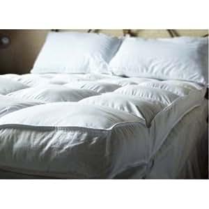Hotel Quality 4 Inch 10cm Thick Mattress Topper Super