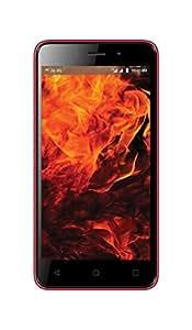 LYF Flame 1(Dark Red, 8GB)