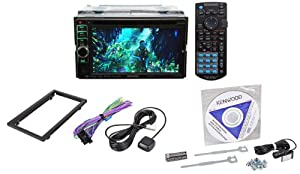 """Kenwood DNX6990HD 6.1"""" Double Din Navigation/DVD Receiver with Bluetooth/HD Radio and Pandora Control for iPhone"""