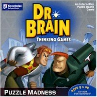 Dr. Brain: Thinking Games - Puzzle Madness
