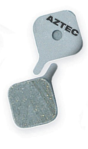 Buy Low Price Aztec Replacement Bike Disc Brake Pads (For Cannondale Disc Brakes) (B000FSVX1W)