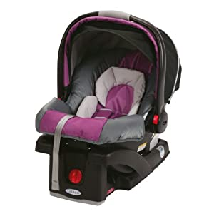 Graco SnugRide Click Connect 30 Infant Car Seat, Nyssa