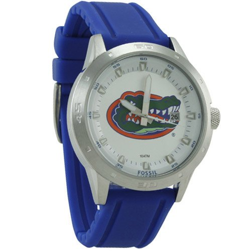 Fossil Florida Gators Black Automatic Movement Strap Watch