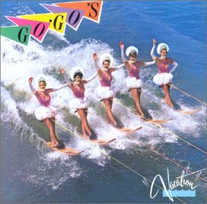 Original album cover of Vacation by Go-Go's