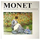 Monet (The Masterworks) (0517646455) by Jean-Paul Crespelle