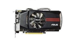Asus Radeon HD 7770 DirectCU Graphics Card (1GB GDDR5, PCI Express 3.0, 1020MHz/4600MHz, HDMI, DVI-I, DVI-D, AMD CrossFireX Technology, AMD Eyefinity Technology)