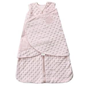 baby girls KIDDOPOTAMUS SWADDLER bees SLEEP SACK cotton SMALL MEDIUM 7-14 LB